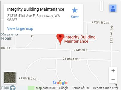 Integrity Building Maintenance on Google Maps